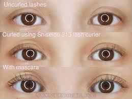 eyelash curler results. saturday, august 2 eyelash curler results r