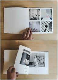 Design Your Own Book A Minimal Photo Book Layout For A Clean Aesthetic Look