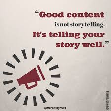 Storytelling Quotes 100 Inspirational Content Marketing Quotes 51