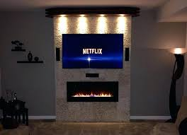 com napoleon efl50h linear wall mount electric fireplace 50 inch gorgeous com napoleon efl50h linear wall