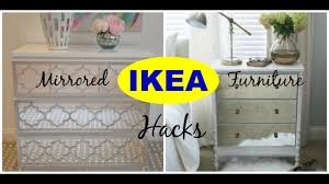 Image Wood Diy Ikea Hacks Mirrored Furniture Ideas Inspiration Youtube Diy Ikea Hacks Mirrored Furniture Ideas Inspiration Youtube