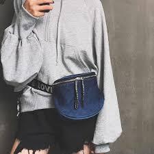<b>Fashion Women</b> Waist Bag Luxury PU <b>Leather</b> Waist Packs Brand ...