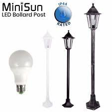garden lamp. NEW Traditional Victorian Style Outdoor Garden Patio Lamp Post Bollard Light
