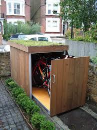Upgrading Bike Storage Possibilities: Modern Outdoor Bike Garage