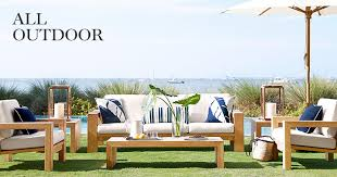 Interior Design Institute Newport Beach Gorgeous All Outdoor Furniture Décor Williams Sonoma