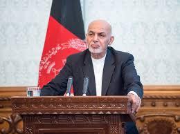 President joe biden makes brief remarks while hosting afghanistan president ashraf ghani and dr. Imu8 Kminihjm