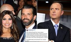 Donald Trump Jr trolls Adam Schiff after Robert <b>Mueller</b> clears <b>his</b> ...