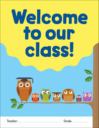 Welcome Chart Images Buy Welcome To Our Class Chart Teachers Friend Charts