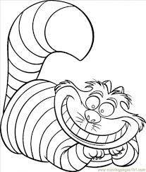 Small Picture Alice Coloring Pages Alice In Wonderland Coloring Pages Disney