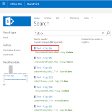 Business Management In O365 And Sharepoint – Getting Sales Contract ...
