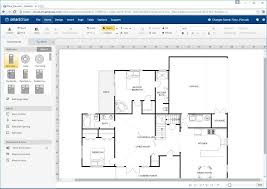 visio floor plan add dimension