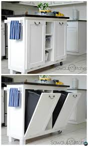 Kitchen Trash Can Ideas Best Inspiration
