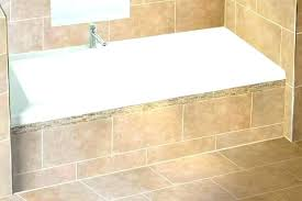 drop in bathtub drop in tub with shower tile tubs drop in tubs colt with drop in bathtub