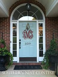 front door monogramWooden Monogram Eye Candy