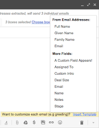 Name Email Phone Number Sheet Mail Merge Streak Crm For Gmail