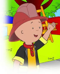 my toddler loves caillou here s a site with really cool interactive caillou games