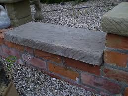 stone garden flat top double brick