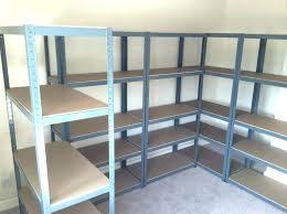 wooden garage shelves how to make shelves for garage wood garage shelves metal storage shelves garage