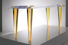 dining furniture high end. view in gallery icy acrylic dining table from alexandra von furstenburg furniture high end
