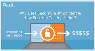 Why Data Security Is Important How Security Testing Helps