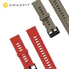 Купите amazfit strap онлайн в приложении AliExpress, бесплатная ...
