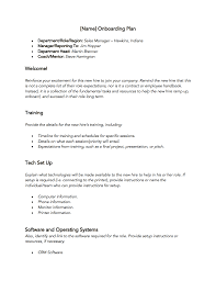 Sales Training Template Free Sales Training Template 30 60 90 Day New Hire Plan