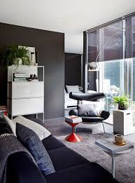 Gray Living Room Design Fascinating Bachelor Pad Living Room Ideas For Men Masculine Designs Male