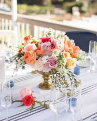 Floral Wedding Centerpieces Martha Stewart Weddings