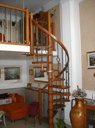 Excellent Picture Of Home Interior Decoration Using Various Indoor Spiral  Staircase : Charming Picture Of Home