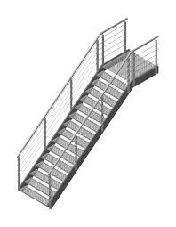 Aber wie gesagt, wir leben jetzt mit einer treppe, die sich kein mensch zu hause wünschen wurde, was h. Aussentreppen Metalltreppen Verzinkte Treppe Aussen Treppe At