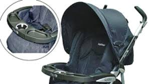 peg perego stroller uno peg perego strollers with one cup holder in the child tray are