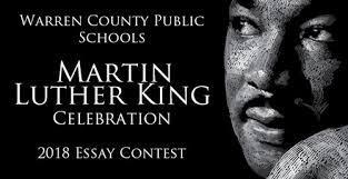 wcps martin luther king celebration essay contest greenwood  as part of the fourth annual wcps dr martin luther king celebration on 13 2018 we are holding an essay contest for middle and high school