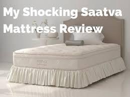 My Saatva Mattress Review