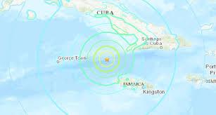 Terremoto al largo di Cuba, scossa M 7.8: si temono danni ...