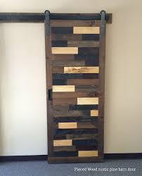 pieced wood