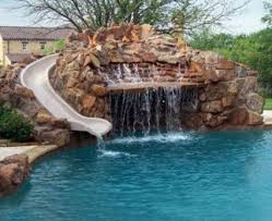 Perfect Really Cool Swimming Pools Pool Slidegreat Slides Safety Information For Modern Design