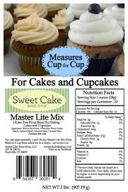Master Lite Mix Gluten Free Flour Blend 2 X 2 Lbs Bags Sweet