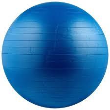 Купить Фитбол Indigo IN002, 75 см синий по низкой цене с ...