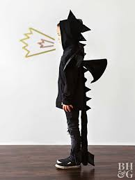 Fantastic Beast. Child Halloween Dragon Costume