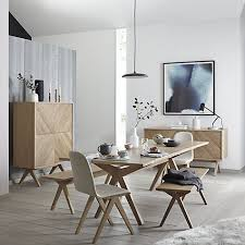 bethan gray for john lewis newman 8 10 seater extending dining table at john lewis