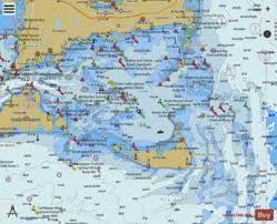 Nantucket Sound And Approaches Ma Marine Chart