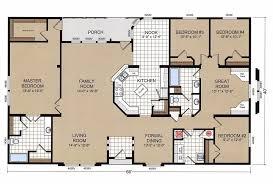 champion mobile home floor plans luxury 4 bedroom double wide mobile home floor plans trends