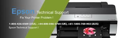 Epson Printer Technical Support 1800 436 0509 Customer