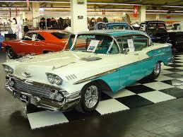 1958 Chevrolet Biscayne | HOT ROD/MUSCLE CARS | Pinterest ...