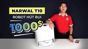Robot hút bụi lau nhà Narwal Robotics Giá Tốt, Chính Hãng