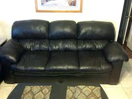 leather sofa reclining simmons recliner big mans like rocker and couch