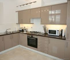 ... Kitchen Cabinet Modern Design ... Kitchens Featuring Beige Kitchen  Cabinets In Modern Styles. ...