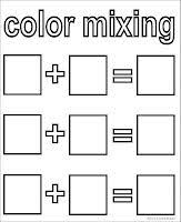 Color Mixing Chart Free Download Can Add Another With 3