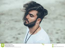 Beard And Hair Style modern man with beard royalty free stock image image 38477276 4886 by wearticles.com