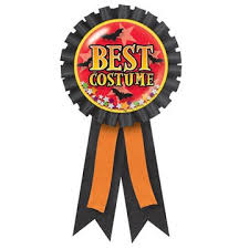 Best Halloween Costume Award Get A Special Offers Best Halloween Costume Award Ribbon The Augie